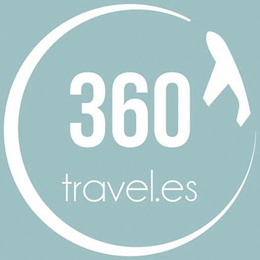 LOGO 360TRAVEL.ES - 360 TRAVEL